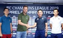 Hà Nội FC quyết đánh bại 'ĐT Thái Lan thu nhỏ' ở trận sơ loại AFC Champions League