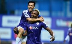 Văn Quyết ghi bàn, Hà Nội FC đánh bại 'ĐT Thái Lan thu nhỏ'
