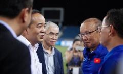 Phóng viên Thái Lan 'nổi đóa' thông tin muốn chiêu mộ HLV Park Hang-seo