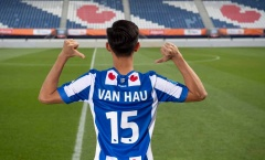 Điểm tin bóng đá Việt Nam tối 03/09: Văn Hậu giúpSC Heerenveen tạo ra hiệu ứng khó tin