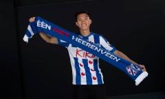 Báo châu Á: 'Văn Hậu sang SC Heerenveen, bóng đá Việt Nam đã tiến thêm một bước'