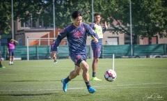 Công Phượng và 'Messi Hàn Quốc' cùng nhau mất tích ở Sint-Truidense