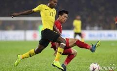 CHÍNH THỨC: ĐT Malaysia mang 4 'ngoại binh' đấu ĐT Việt Nam