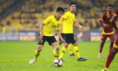 Tiền đạo Malaysia: 'Lối chơi của ĐT Việt Nam tương đồng Sri Lanka'