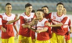 Văn Toàn 'đệ nhị' rời sân sớm, U21 HAGL thua thảm U21 Hà Tĩnh ở trận khai mạc VCK U21 Quốc gia
