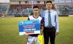 Cựu sao U20 Việt Nam tỏa sáng, U21 Hà Nội nhọc nhằn đánh bại U21 TP.HCM