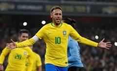 02h30 ngày 21/11, Brazil vs Cameroon: Nhảy múa giữa 'bầy sư tử'