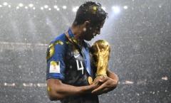 Góc chiến thuật 2018: Real Madrid và tuyển Pháp vô địch nhờ đi ngược xu thế