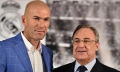 Zidane trở lại và sự hối hận muộn màng của Perez