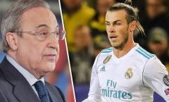 3 phương án để Florentino Perez biến Gareth Bale thành 'vật tế thần'