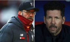 Liverpool đụng độ Atletico Madrid: Jurgen Klopp gặp khắc tinh