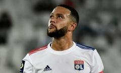Lyon trao đặc ân cho Depay, Barca chỉ còn biết 'khóc ròng'