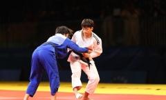 Judo: Thanh Thủy giải cơn khát vàng
