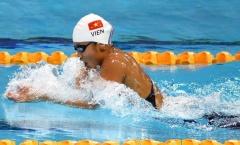 Bơi lội: Ánh Viên xuất sắc lần thứ 5 phá kỷ lục tại SEA Games
