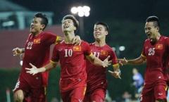 TRỰC TIẾP U23 Việt Nam 4-0 U23 Đông Timor: Nổ súng liên hồi (FT)