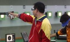 Hoàng Xuân Vinh tỏa sáng, bắn súng có HCV đầu tiên