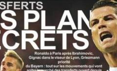 Cristiano Ronaldo: Kế hoạch bí mật của PSG