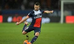 Yohan Cabaye xác nhận sẽ rời PSG