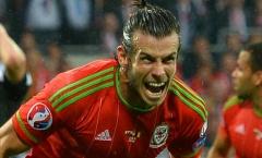 """Bale rực sáng, xứ Wales có chiến thắng """"thế kỷ"""" trước Bỉ"""