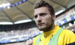Ciro Immobile đòi rời khỏi Dortmund