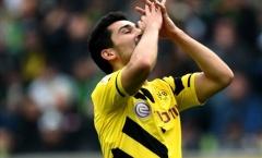 Dortmund sống lại hy vọng giữ được Ilkay Gundogan
