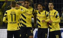 Chuyện Dortmund: Tương lai sao mù mịt