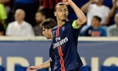 """Ibrahimovic: """"Tôi thích chơi bóng ở giải MLS"""""""