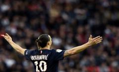 Zlatan Ibrahimovic cho M.U 'ăn dưa bở'