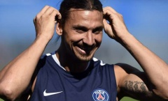 M.U có thể quên Zlatan Ibrahimovic