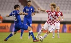 Bảng H VL EURO: Croatia và Italia ung dung