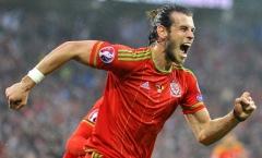'Gareth Bale vĩ đại nhất lịch sử xứ Wales'