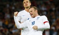23h00 ngày 05/09, San Mario vs Anh: Kỷ lục của Rooney