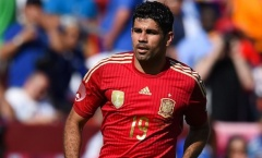 Diego Costa chơi tệ, Del Bosque nói gì?