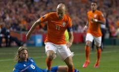 Bảng A VL EURO 2016: Hà Lan lâm nguy, Iceland, CH Séc cùng tiến