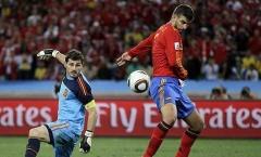 Iker Casillas mong CĐV tôn trọng Pique