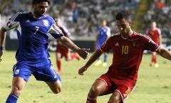 Eden Hazard ghi bàn thắng đẹp nhất đêm 06/09