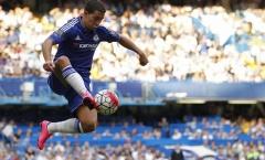 """Eden Hazard là cầu thủ tệ nhất trên sân"""