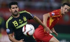 Del Bosque nói gì về phong độ Diego Costa?