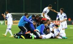 'Khi San Marino còn khá hơn Cristiano Ronaldo'