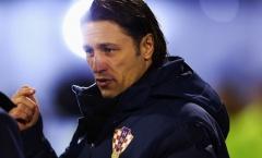 Bị Na Uy vượt mặt, Croatia sa thải HLV trưởng