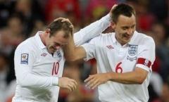 John Terry khen Rooney xuất sắc chưa từng thấy