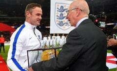 Rooney phá kỉ lục ghi bàn, Sir Bobby thất vọng