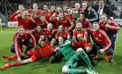 Tổng quan vòng loại Euro 2016: Xứ Wales đi vào lịch sử