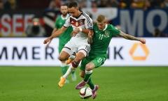 Cục diện bảng D vòng loại EURO 2016: Sau Đức, là những ai?
