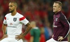 Theo Walcott muốn chiếm vị trí của Rooney ở tuyển Anh