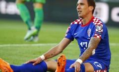 Croatia mất mũi nhọn ngôi sao ở VL EURO 2016