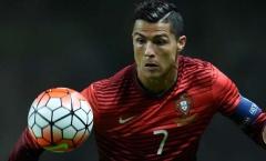 VL EURO 2016: Ronaldo không đá trận gặp Serbia
