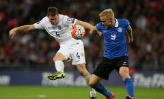 Tuyển Anh kết thúc VL EURO 2016: Vắng 5 ngôi sao