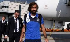Tuyển Ý mất Pirlo vì chấn thương