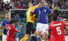 Azerbaijan 1-3 Italia (Vòng loại Euro 2016)